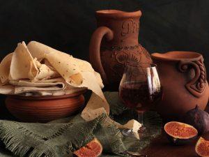 Armenian Bread – Lavash