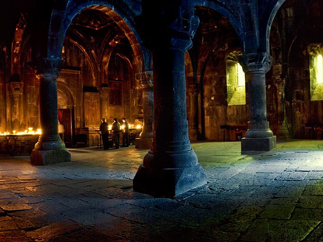 Explore Armenia's cultural landmarks
