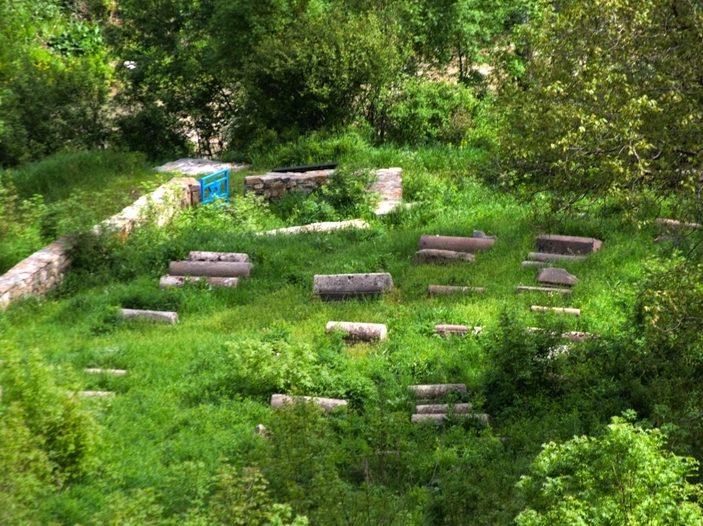 Tour to Yeghegis Jewish Cemetery