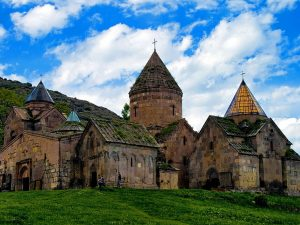 Goshavank: a monastic complex where an innovative museum is to be opened.