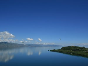 "Lake Sevan: Armenia's ""blue-eyed jewel"""