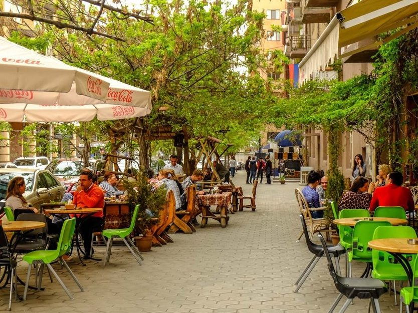 Armenia's most charming trait is its people