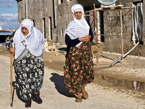 Tour to Ezidi villages