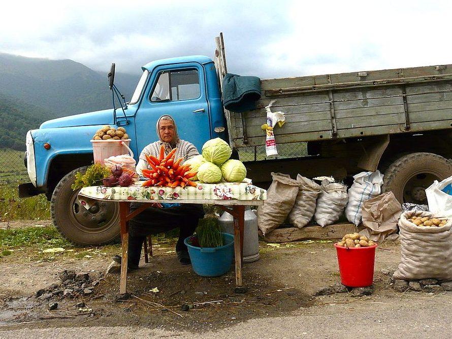 Tour to Molokan villages