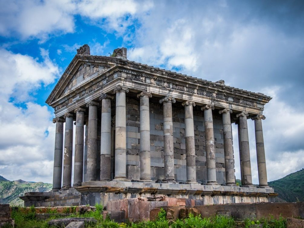 New!!Tour to Geghard Monastery, Ark of Charents and Temple of Garni