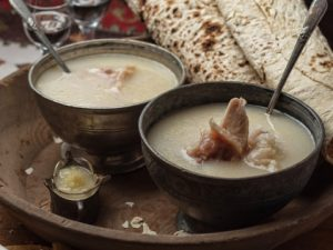 The Tradition of Khash in Armenia
