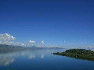 "Lake Sevan: Armenia's ""blue-eyed jewel"""